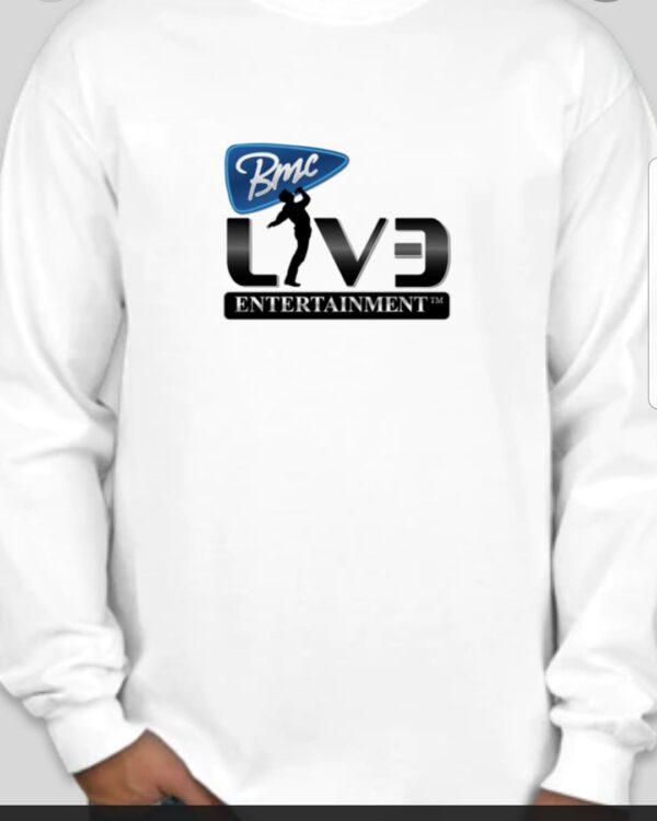 bmcliveentertainment hat full t shirt